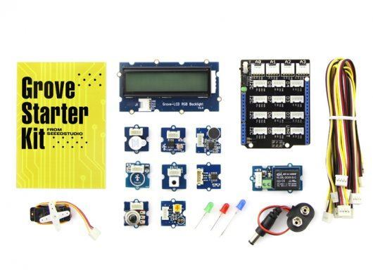 Seed Studio Grove – Starter Kit for Arduino
