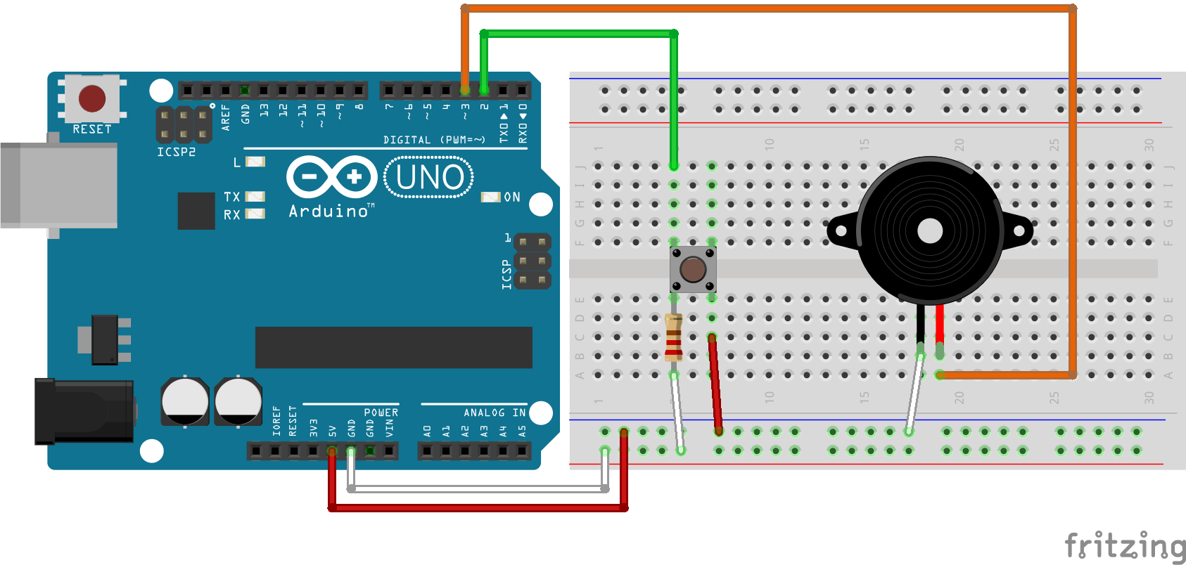 Arduino Make custom bell for your office/room
